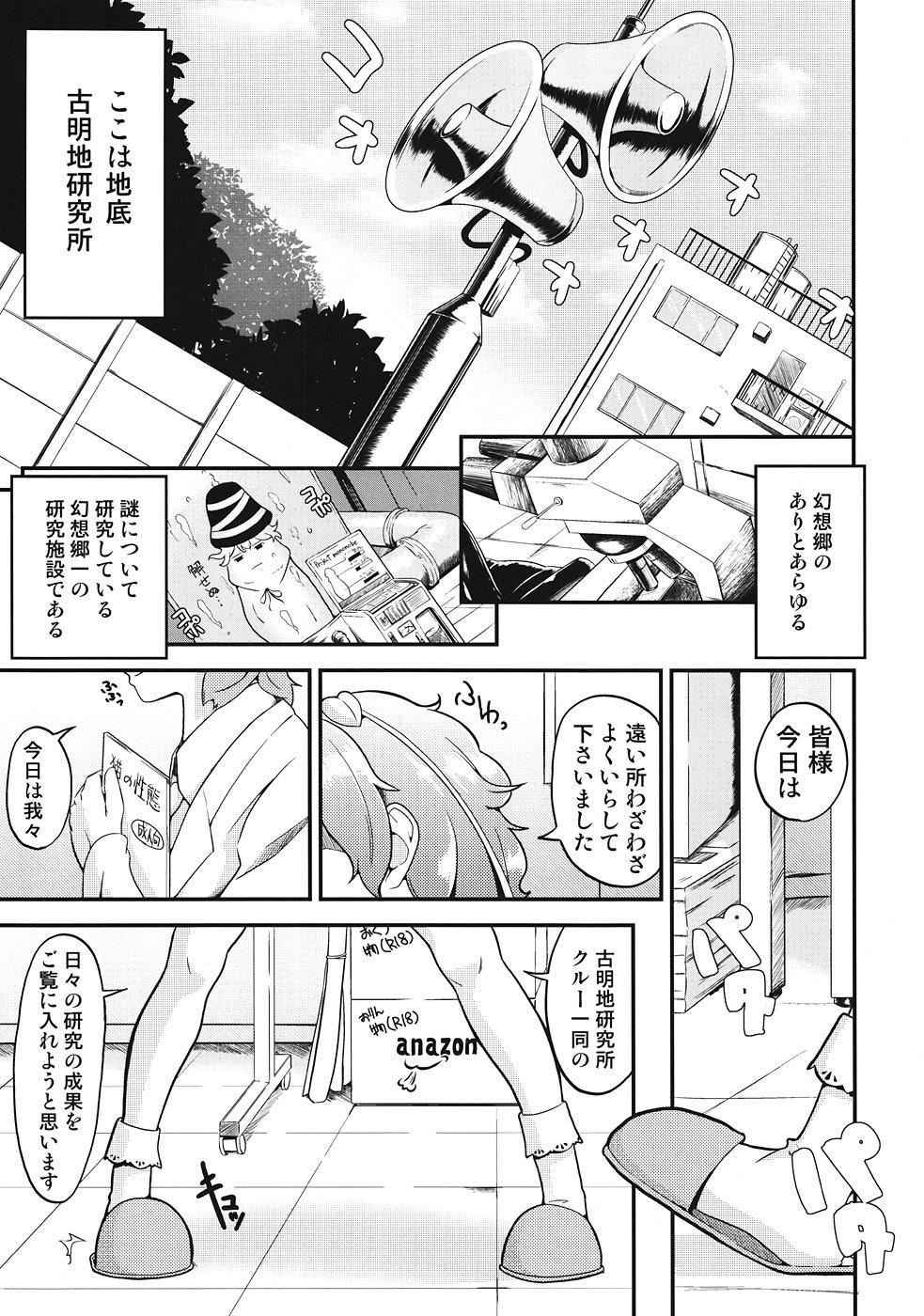 Orinrin to Ochinchin no Kagaku Hannou 1