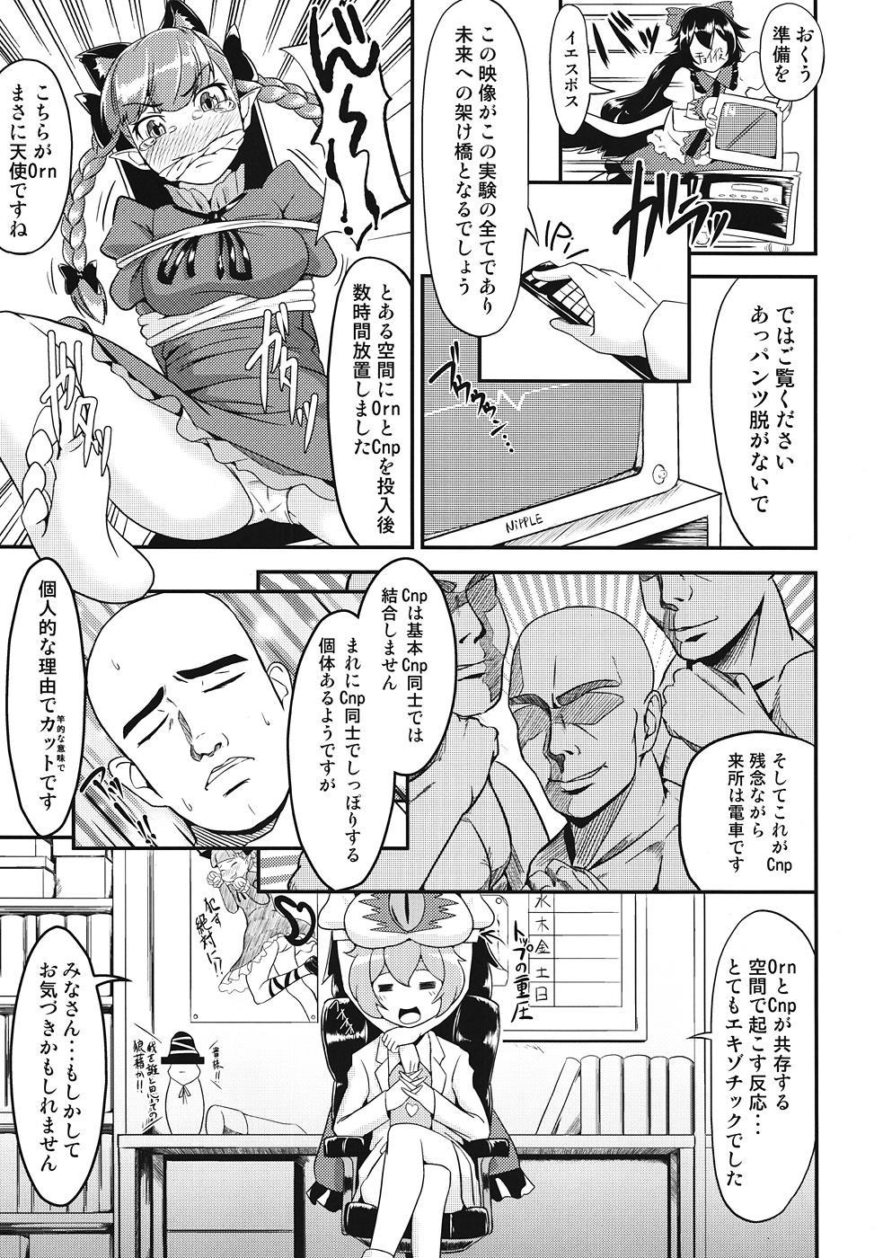 Orinrin to Ochinchin no Kagaku Hannou 3