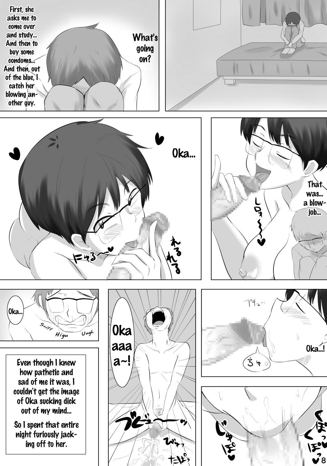 Kanojo ga Hoka no Otoko wo Eranda Riyuu X   The Reason Why She Chose Another Guy X 8