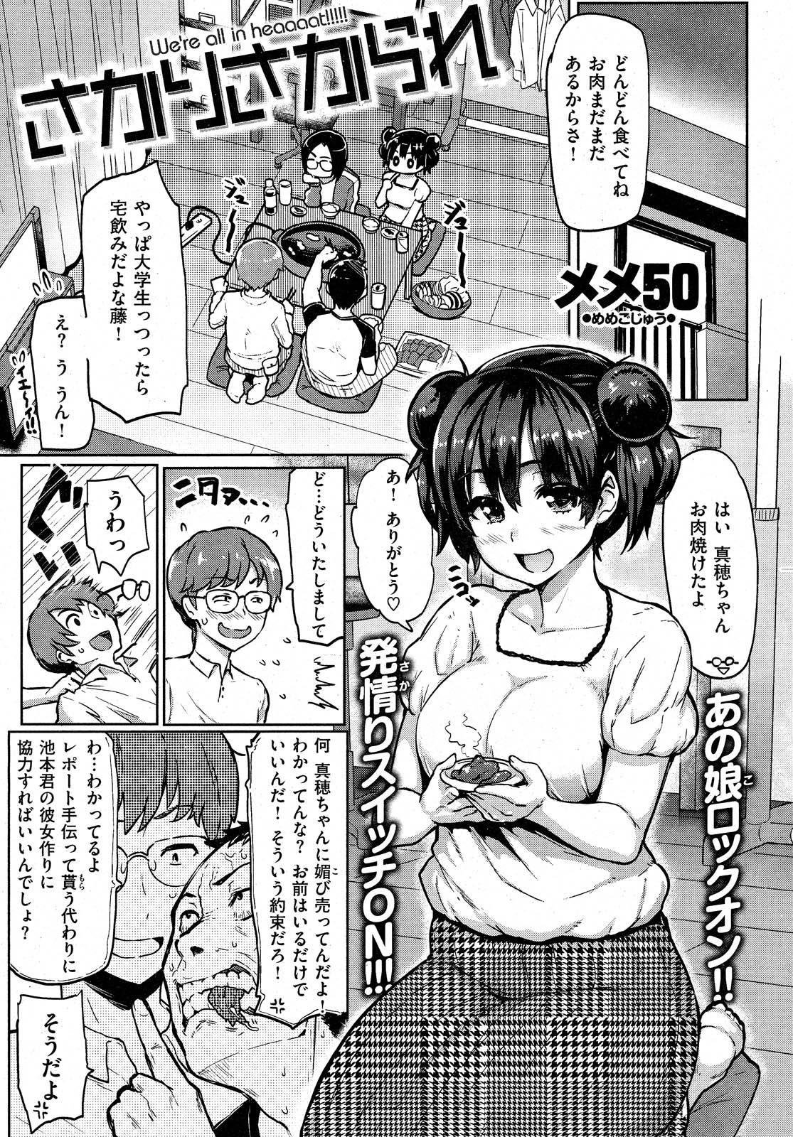 COMIC Shitsurakuten 2012-11 14