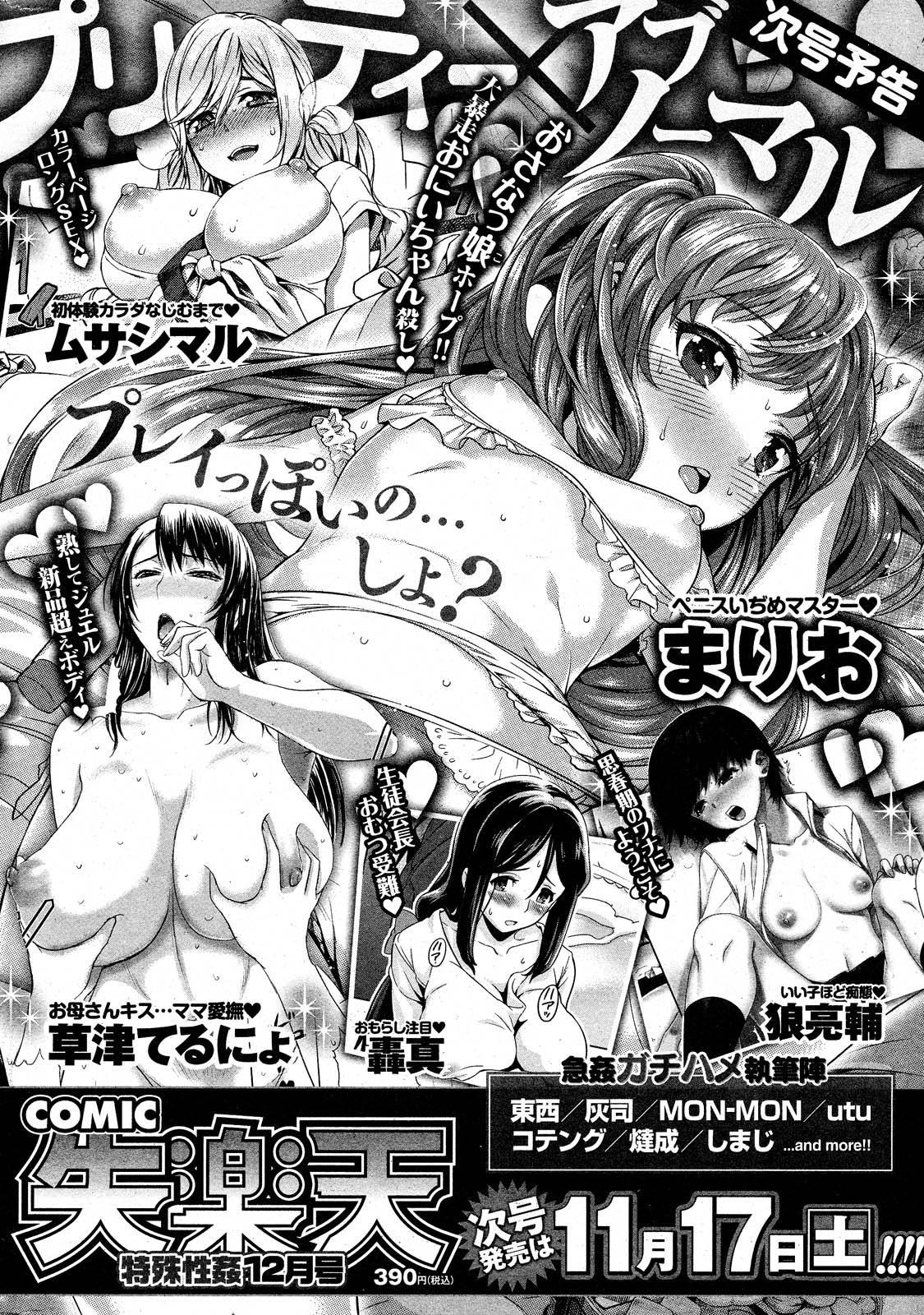COMIC Shitsurakuten 2012-11 311