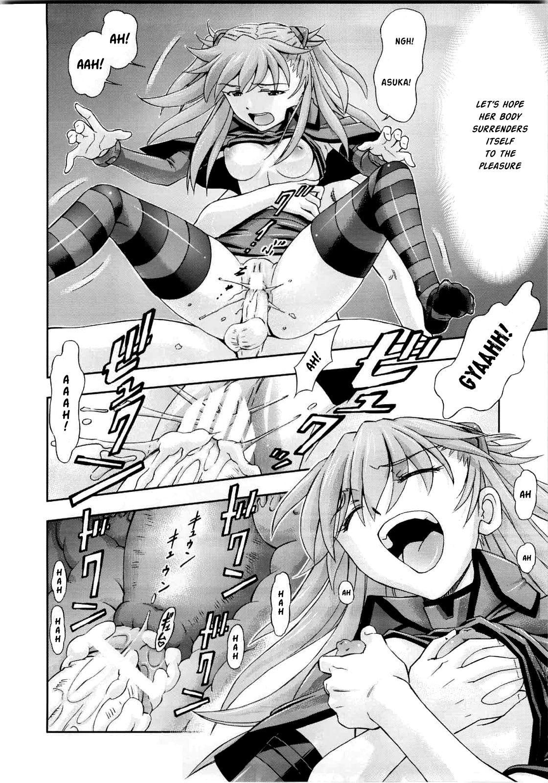 Mahou Shoujo Asuka 28