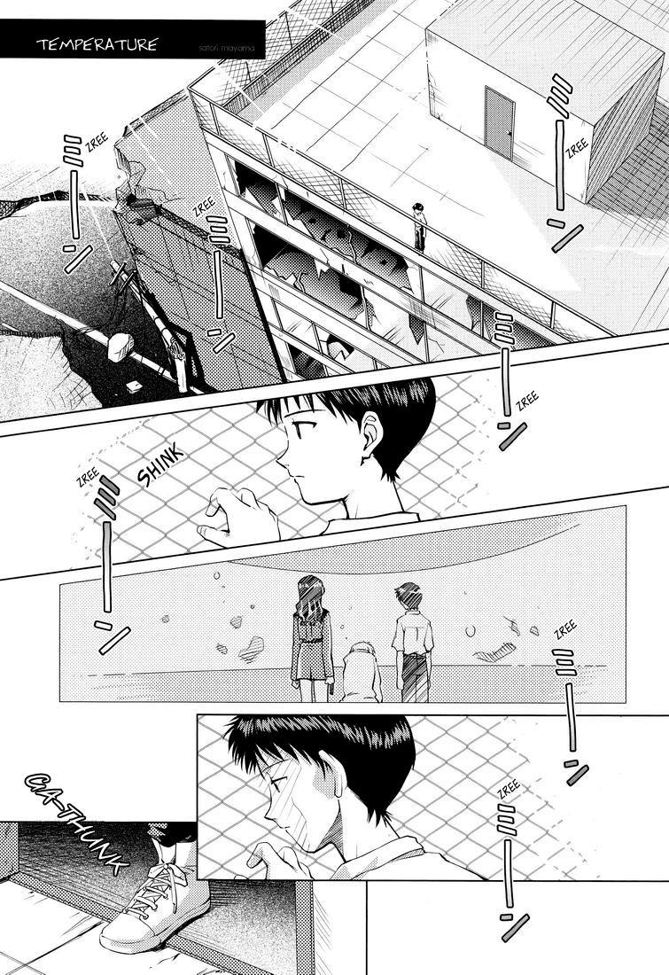 [Cassino (Kyoku Kouro Lily, Mayama Satori, kcca )] MAUVE. (Neon Genesis Evangelion) Eng 21