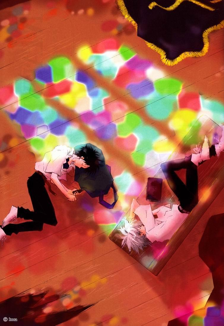[Cassino (Kyoku Kouro Lily, Mayama Satori, kcca )] MAUVE. (Neon Genesis Evangelion) Eng 3