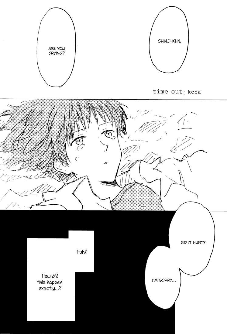 [Cassino (Kyoku Kouro Lily, Mayama Satori, kcca )] MAUVE. (Neon Genesis Evangelion) Eng 5