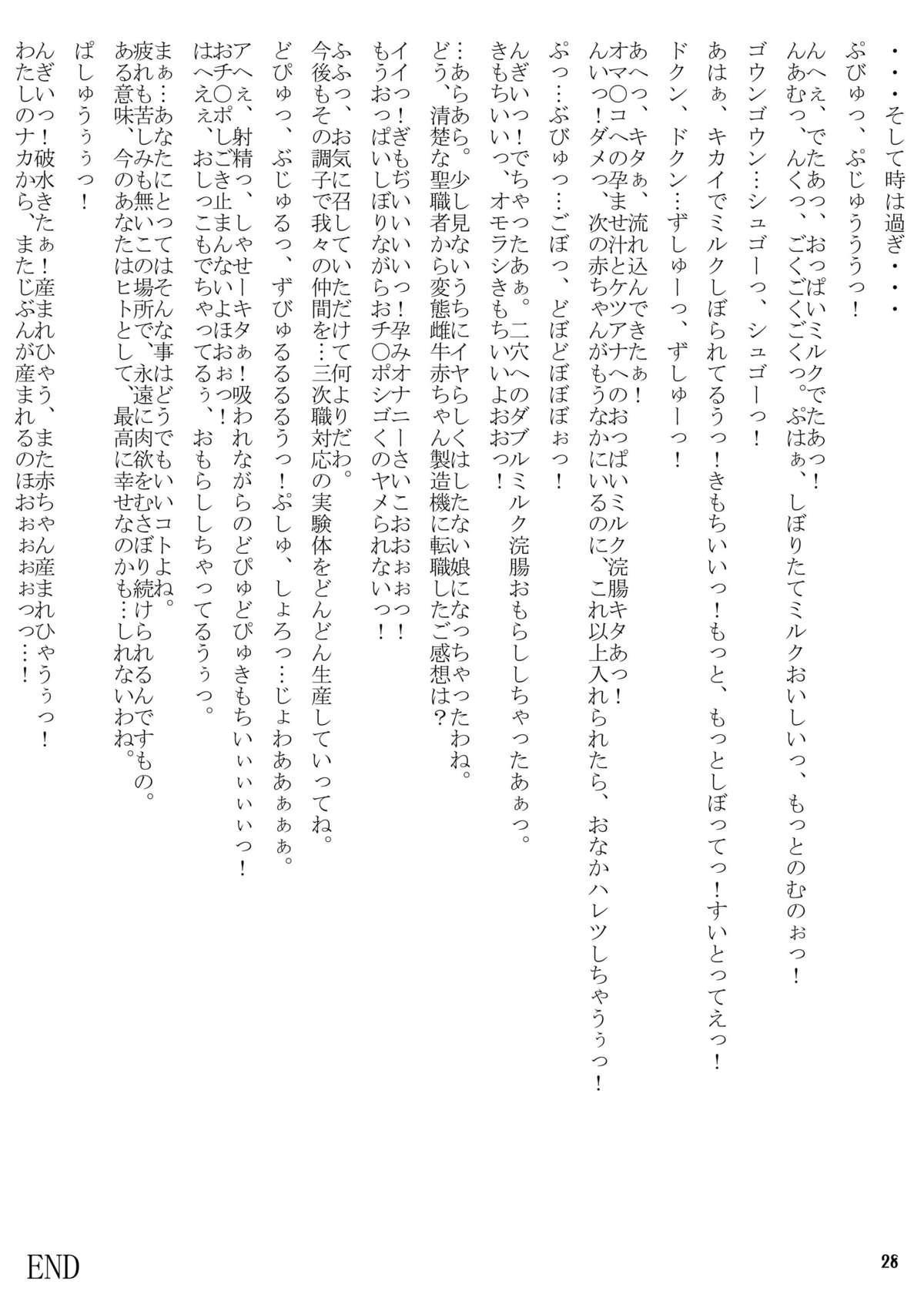 Futanari Seitaikougaku Kenkyuusho 27