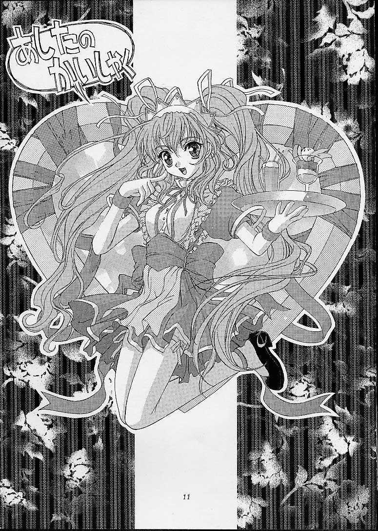 Ashita no Kaishaku 9