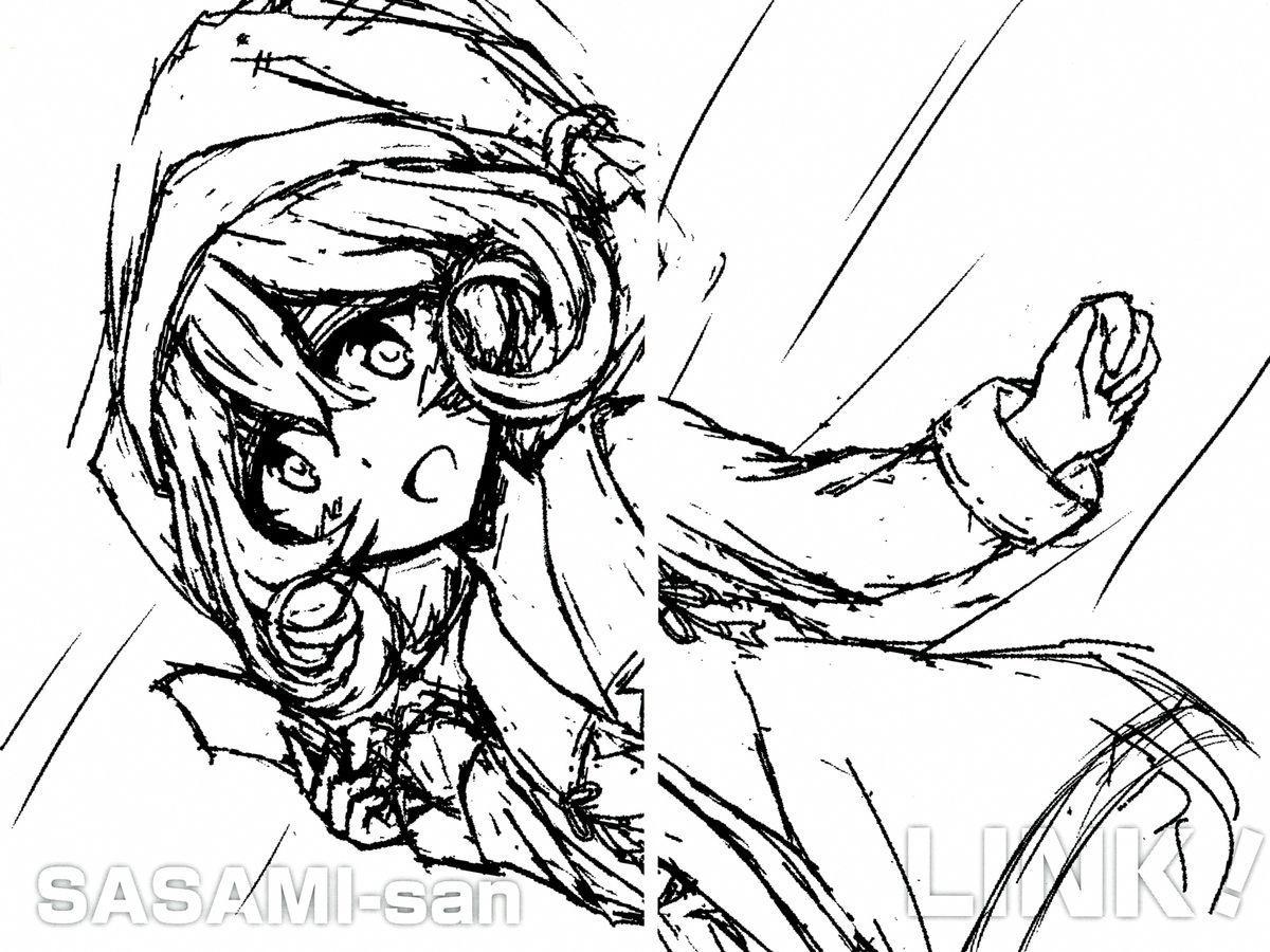 SASAMI-san LINK! 3