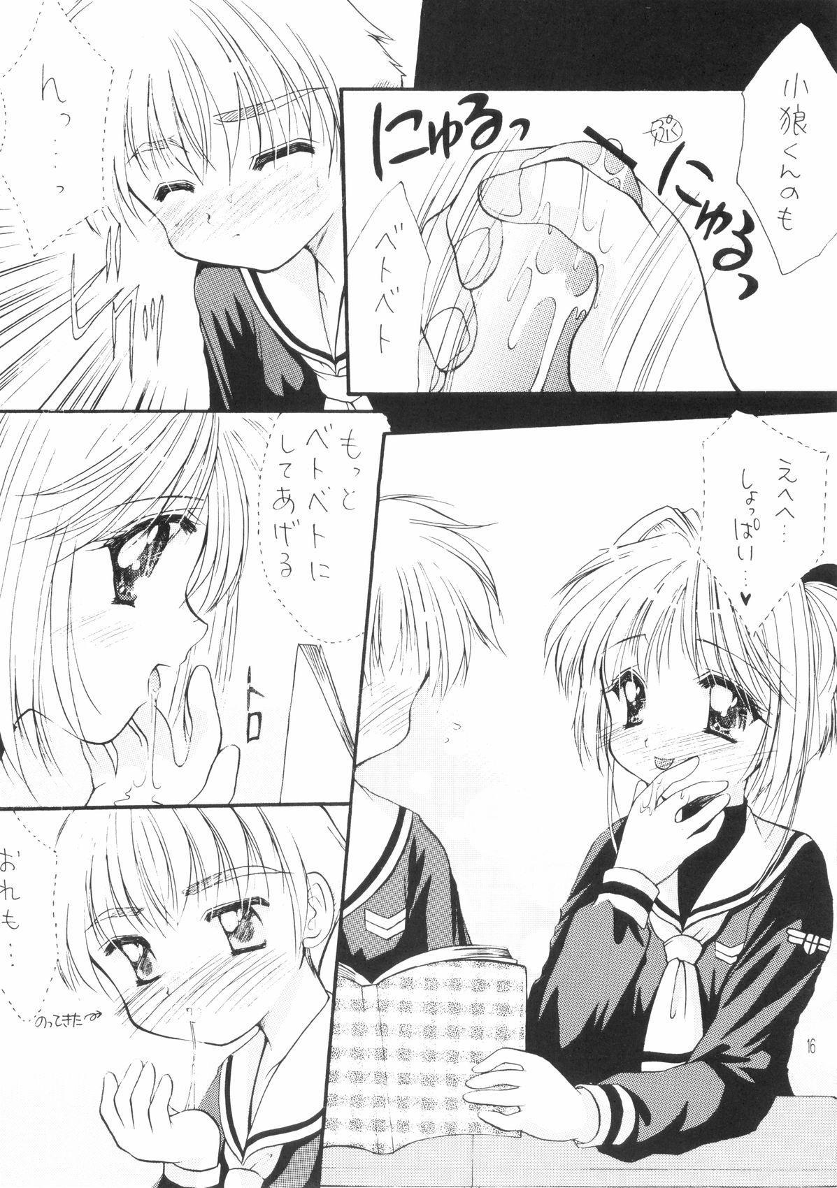Sakura Enikki 15