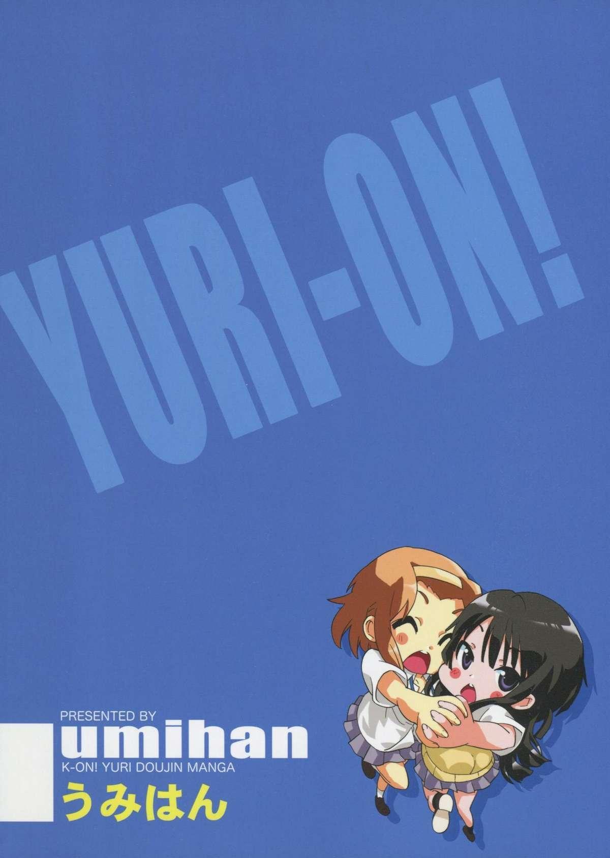 """[Umihan (Ootsuka Shirou)] YURI-ON! #2 """"Kosokoso Mio-chan!"""" (K-ON!) 29"""