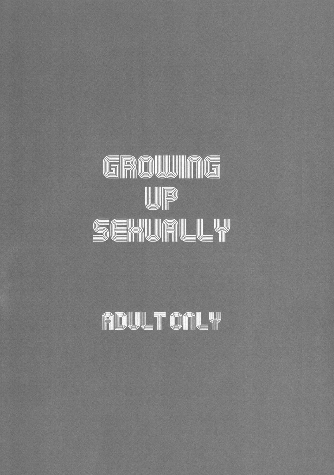 Growing Up Sexually 1