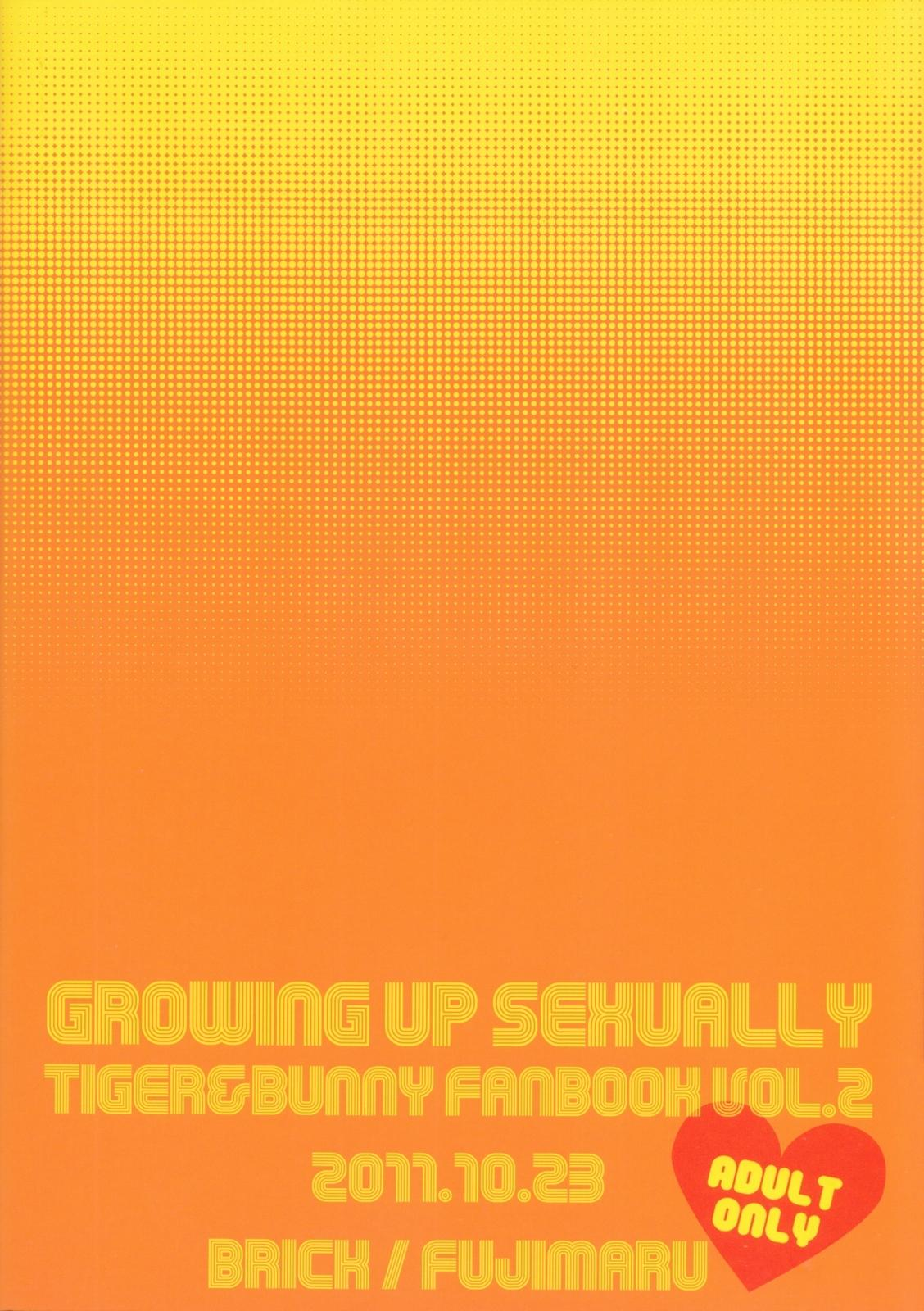Growing Up Sexually 20