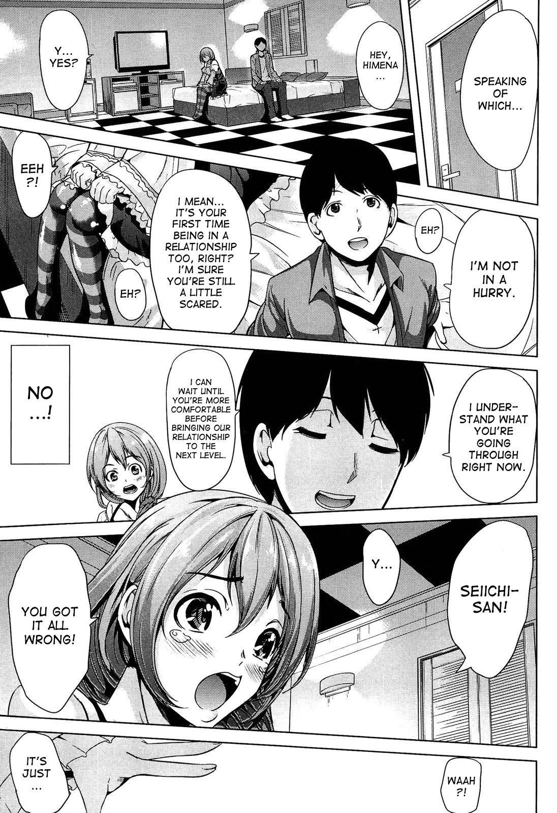 Kainushi-sama ni Natte yo ne! 133