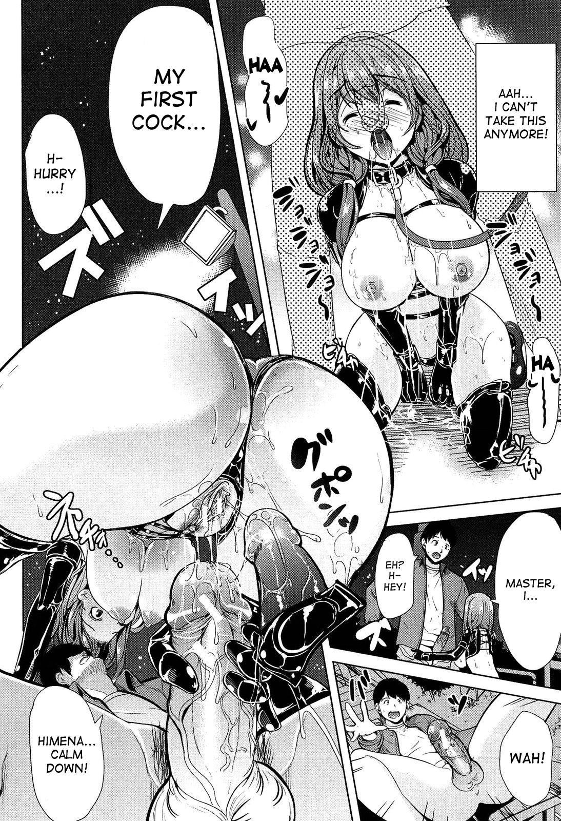 Kainushi-sama ni Natte yo ne! 47