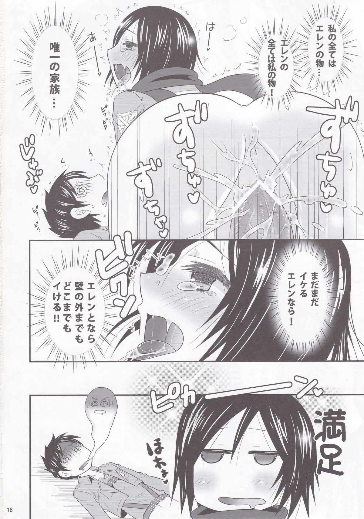 Shingeki no Mikasa 17