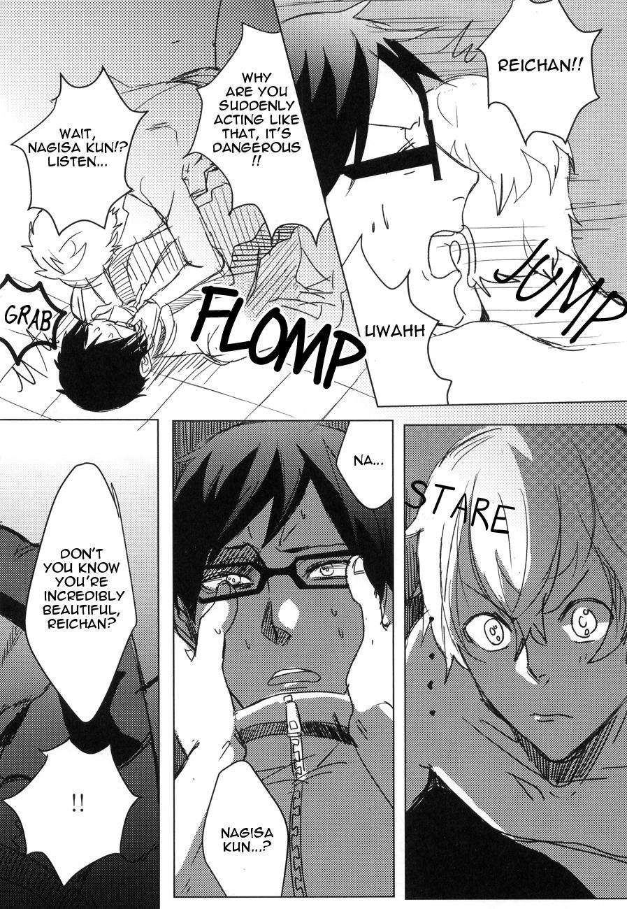 Rei-chan, Kirei da yo! 8